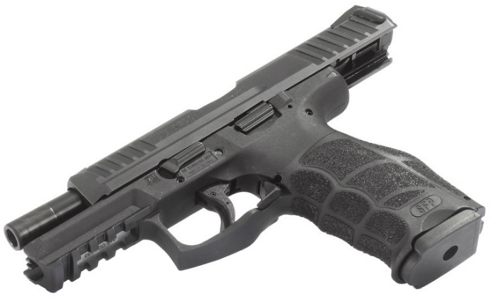heckler koch sfp9 sf special forces kal 9mm para 9mm luger 9x19 schwarz. Black Bedroom Furniture Sets. Home Design Ideas